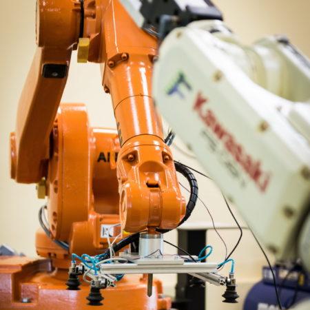 Técnico Superior en Automatización y Robótica Industrial (FP Dual)