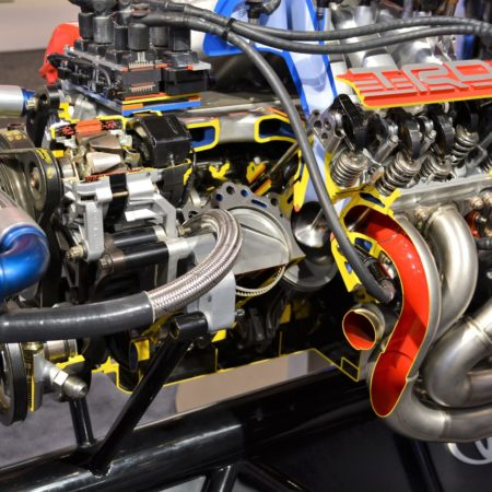 Técnico en Electromecánica de Vehículo Automóviles